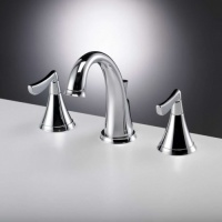 Joust Lever 3 Hole Basin Filler